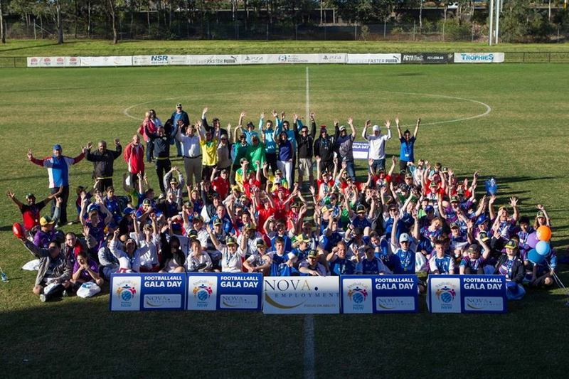Football NSW announce 10th Football4All Gala Day