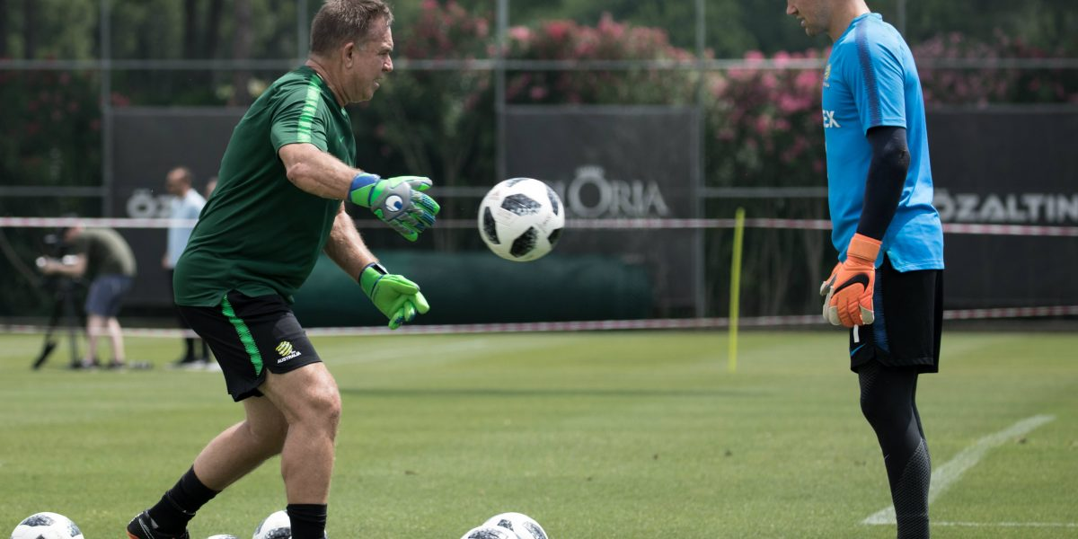 Socceroos Legend To Visit VSP To Develop The Next Generation Of Goalkeeper coaches