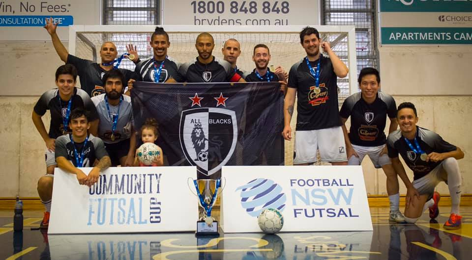 Football NSW Community Futsal Cup shines for 2019