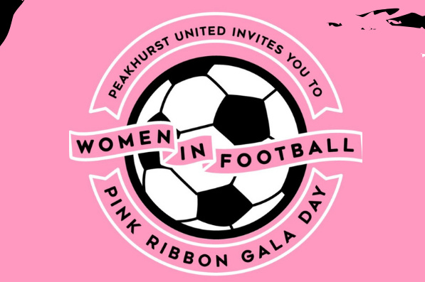 Peakhurst United FC to host Pink Ribbon Gala Day