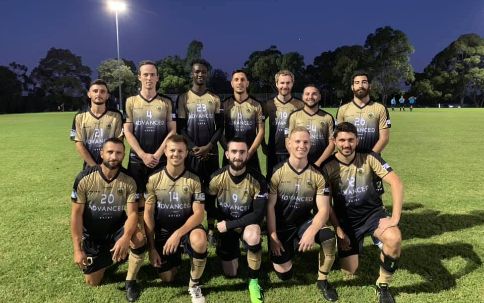 Ponds FC prepares for biggest match in club's history