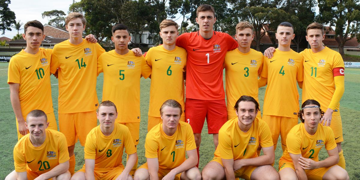 Australian Schoolboys Win International Games against New Zealand.