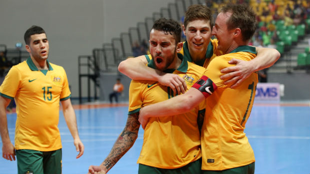 Futsalroos To Take Over Valentine Sports Park