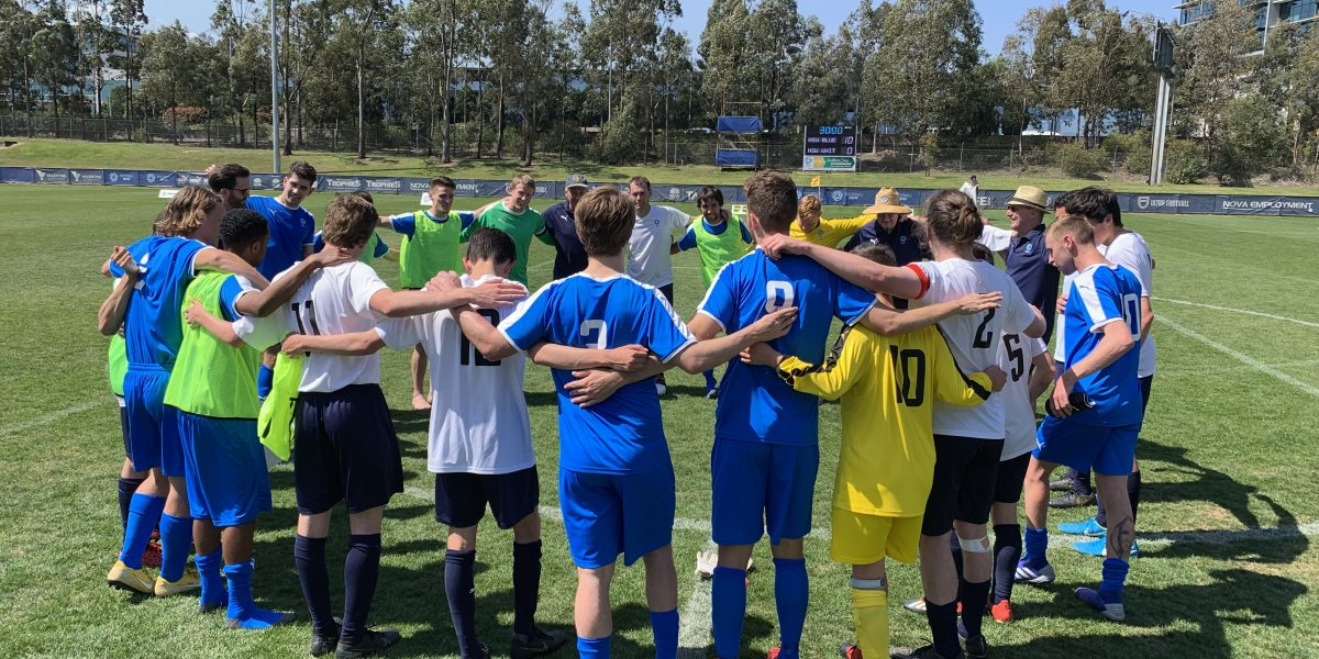 NSW Blues win local derby at CP Nationals