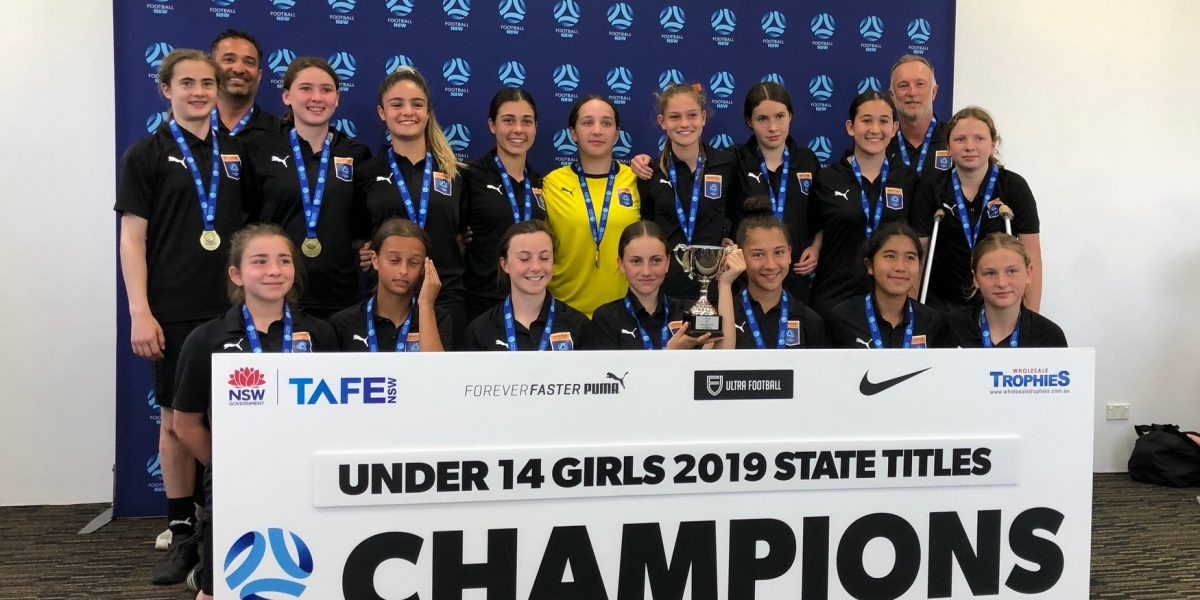 Metro East crowned 14 Girls State Title Champions