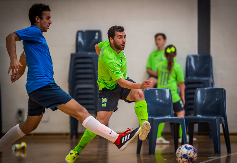 Futsal Cup Quarter Finals Announced