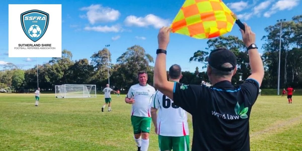 Sutherland Shire FA referees rejoice following Community Football's return