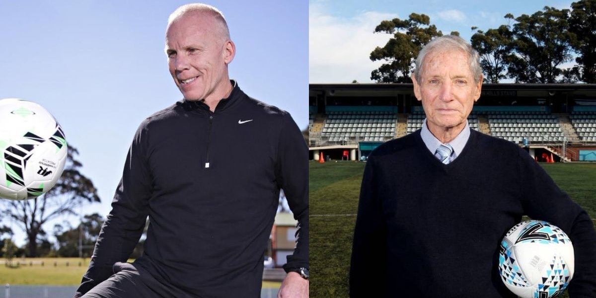 Queen's Birthday Honours for Robbie Slater and George Hurley
