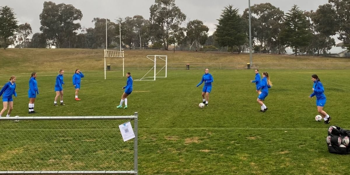 Player Development Camp success for leading Regional NSW Under 19 female footballers