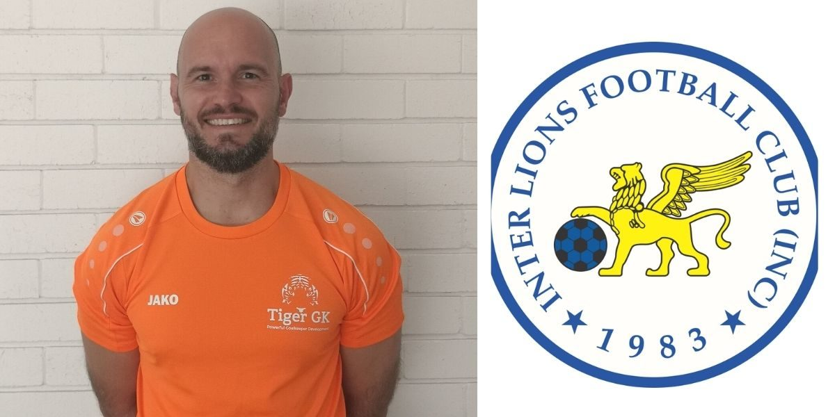 Inter Lions snap up experienced Goalkeeper coach